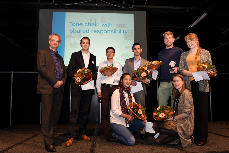 Winnaars BouwRecycling Award 2016
