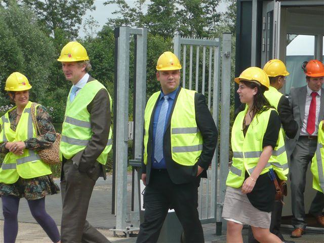 VVD werkbezoek HKS Metals 20 juni 2011