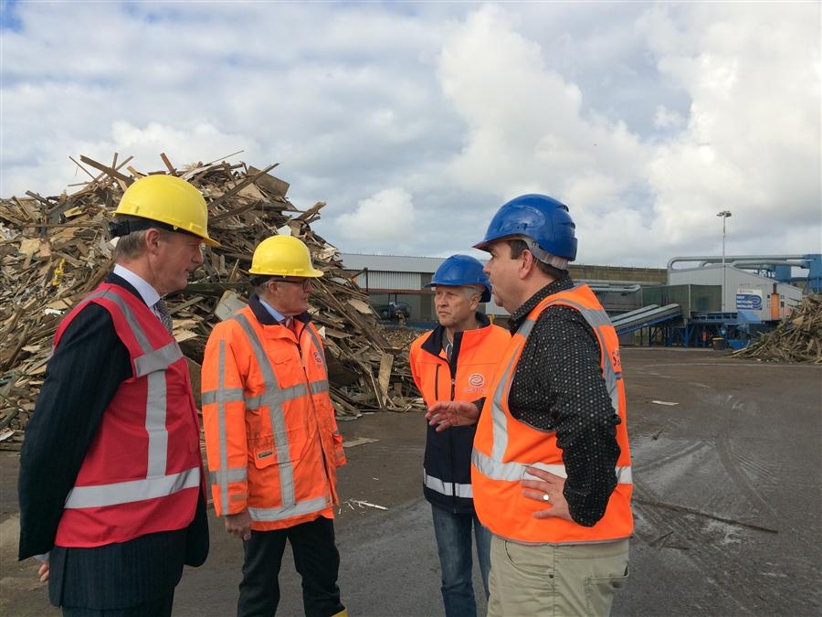 Bezoek Jan van den Bos - Inspecteur Generaal ILT