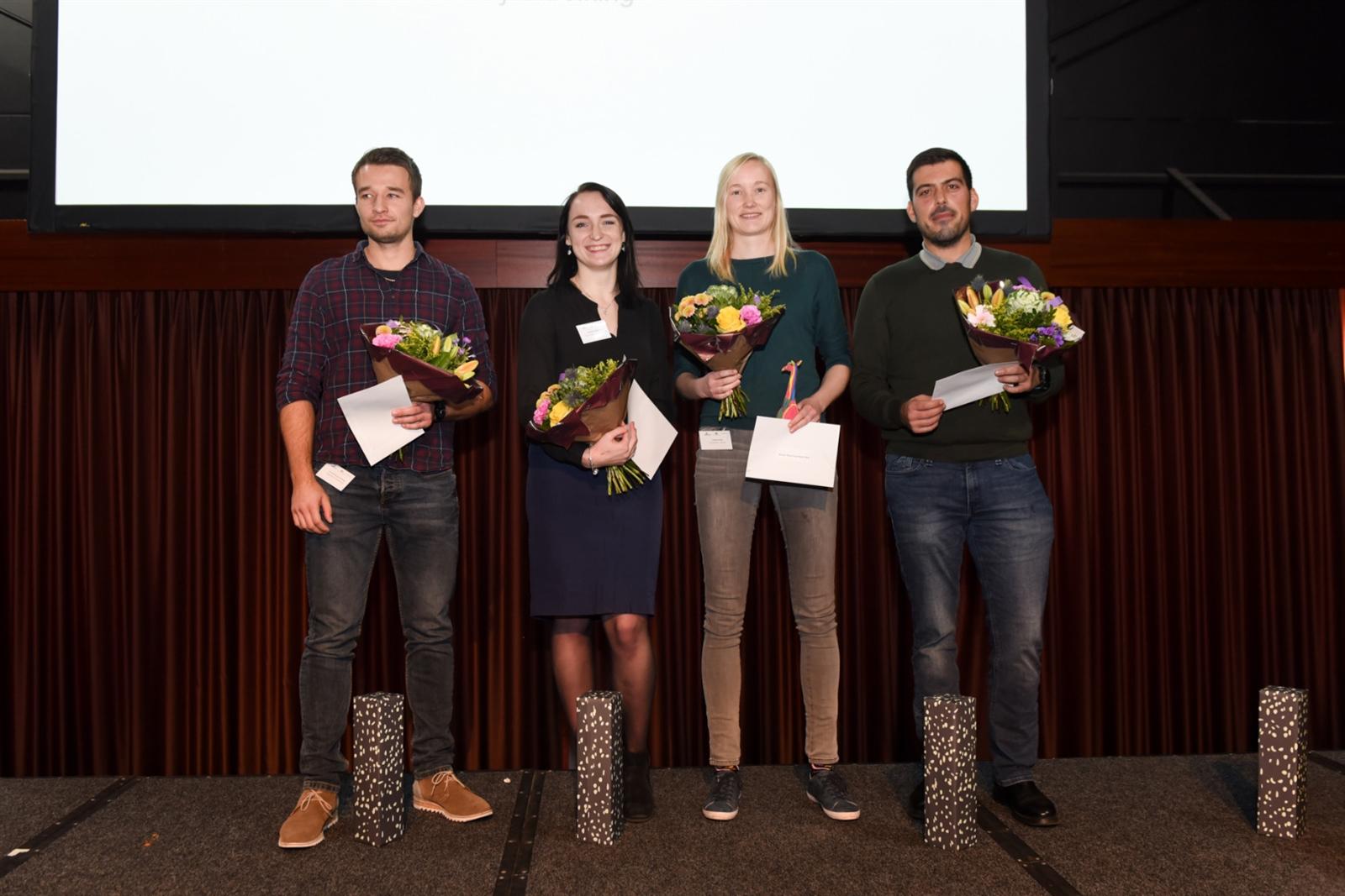 Winnaars Recycling Award 2018