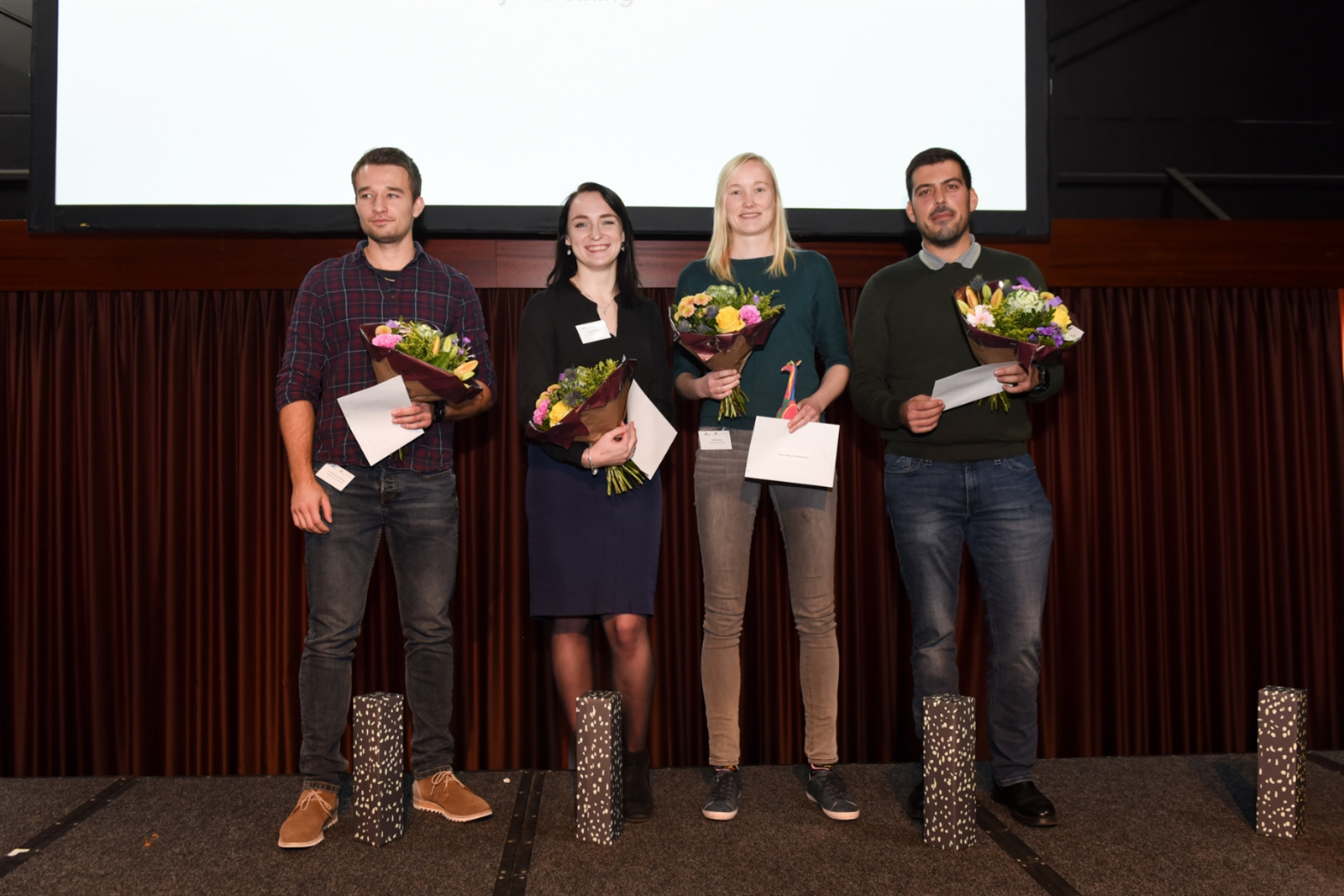 Winnaars Recycling Award 2018