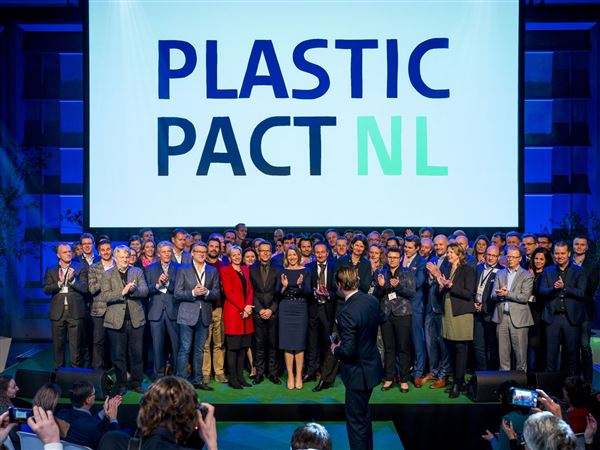 PlasticPact NL: minimaal 35% recycled content in 2025